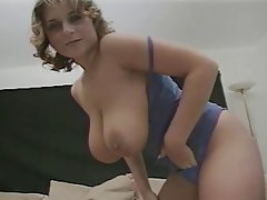 Mom shaved pussy slut load