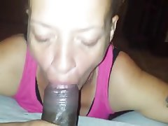 Amateur, Blowjob, Close Up, Interracial