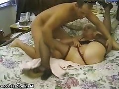 Facial, Granny, Hardcore, Mature, Stockings