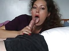 Amateur, Brunette, Handjob, Mature