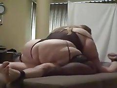 Amateur, BBW, Big Butts, Creampie