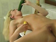 Amateur, Blonde, Masturbation, Mature