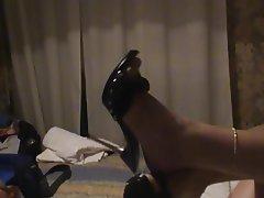 Italian, Amateur, Foot Fetish, High Heels