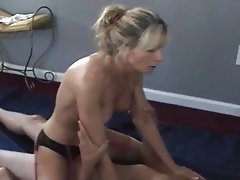 Mature have interracial orgasms