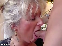Big Boobs, Granny, Mature, Old and Young, Saggy Tits