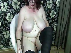 Amateur, BBW, Big Boobs, Webcam
