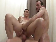 Cum in mouth, Double Penetration, Fisting, Mature, Threesome