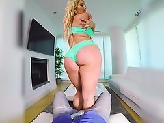 Big Butts, Blonde, Mistress, Party