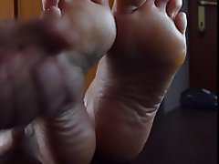Amateur, Foot Fetish, Italian