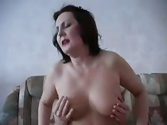 Blowjob, Cumshot, Old and Young, Russian