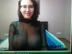 Webcam, Big Boobs, Big Tits, Beauty