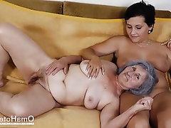 Amateur, BBW, Mature, Granny