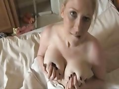Amateur, Big Boobs, Blonde, Mature