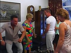 Anal, German, Group Sex, Mature, Old and Young