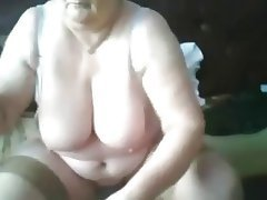 BBW, Big Boobs, Granny, Mature, Webcam