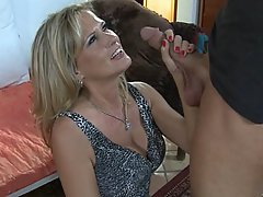 Mature, Blonde, Mature, Wife, Housewife