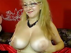 Amateur, Blonde, Masturbation, Webcam