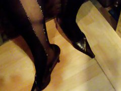 Amateur, Mature, Pantyhose, Stockings