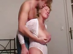 Teen girl fucked by dad