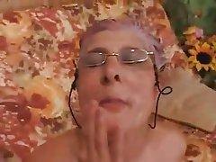 Blowjob, Facial, Granny, Old and Young