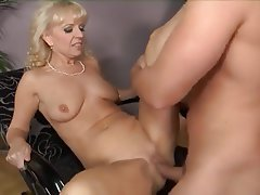 Blonde, Granny, Hardcore, Mature, Old and Young