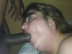 Interracial porn bbw mature