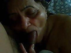 Amateur, Granny, Blowjob, Brazil